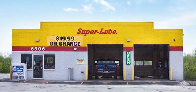 super lube quick full service oil change. Black Bedroom Furniture Sets. Home Design Ideas